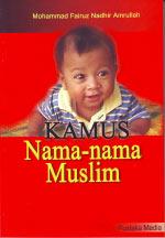 Kamus Nama-nama Muslim