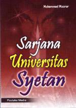Sarjana Universitas Syetan