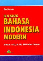 Kamus Bahasa Indonesia Modern