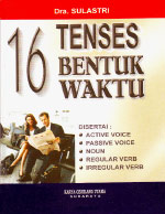 Tenses 16 Bentuk Waktu