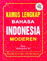 Kamus Lengkap Bahasa Indonesia Modern