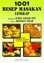1001 Resep Masakan Lengkap