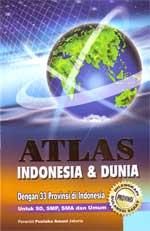 Atlas Indonesia & Dunia Kecil
