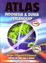 Atlas Indonesia & Dunia Besar