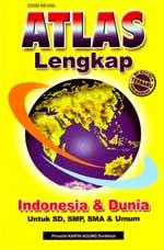 Atlas Lengkap Indonesia & Dunia