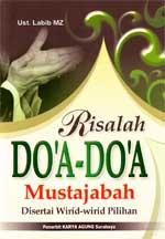 Risalah Doa-doa Mustajabah