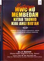 MWC NU Membedah Kitab Tauhid