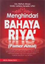Menghindari Bahaya Riya'