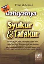 Dahsyatnya Syukur & Tafakur